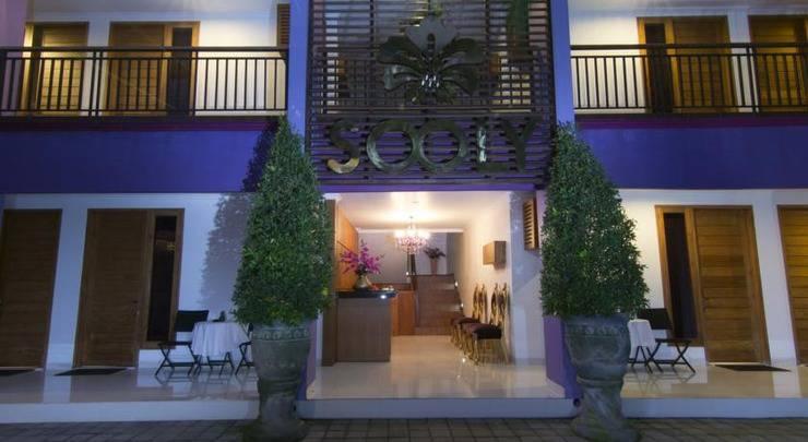 Sooly Hotel Bali - Tampilan Luar Hotel