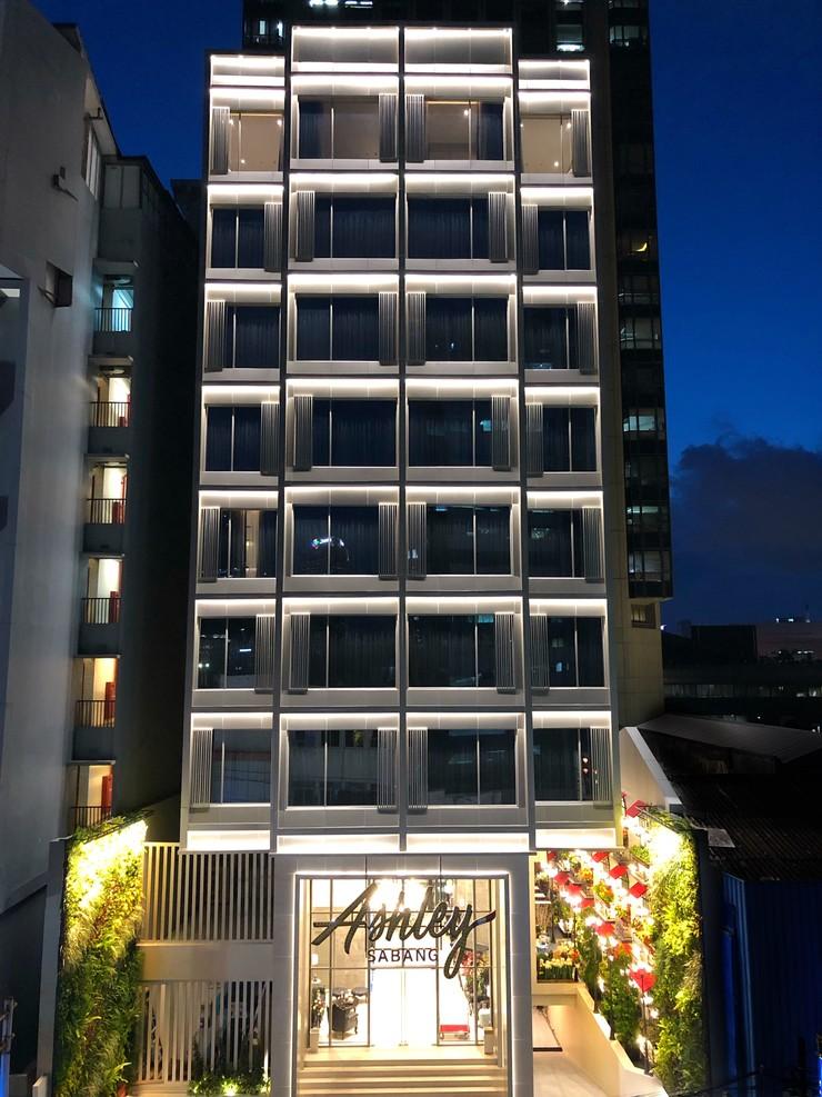 Ashley Hotel Sabang Jakarta - Facade