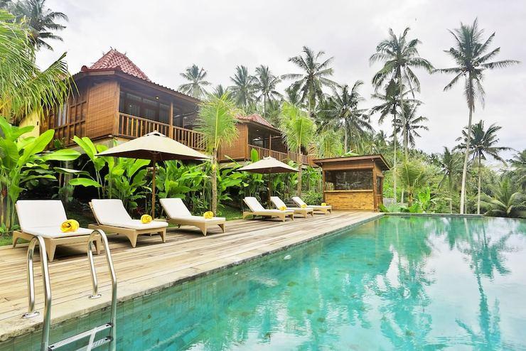 Pertiwi Bisma 1 Ubud - Outdoor Pool
