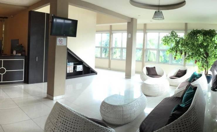 City Hotel Lubuklinggau - Interior