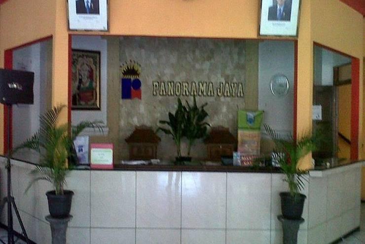 Panorama Jaya Hotel Probolinggo - Lobi