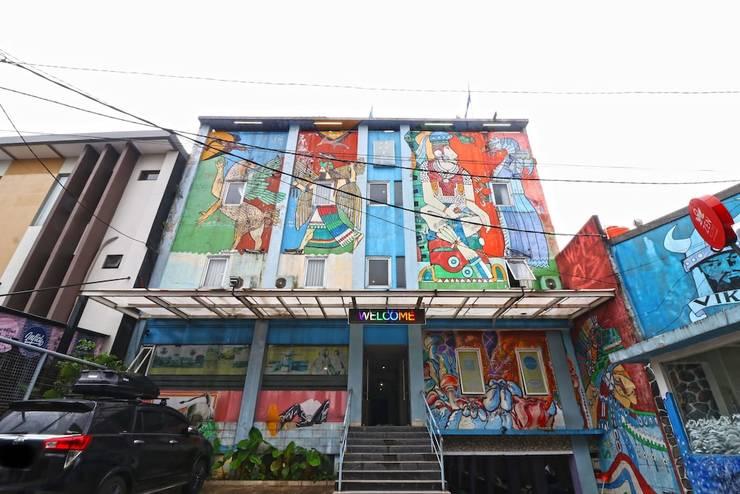 Eve Hotel Bandung - Exterior