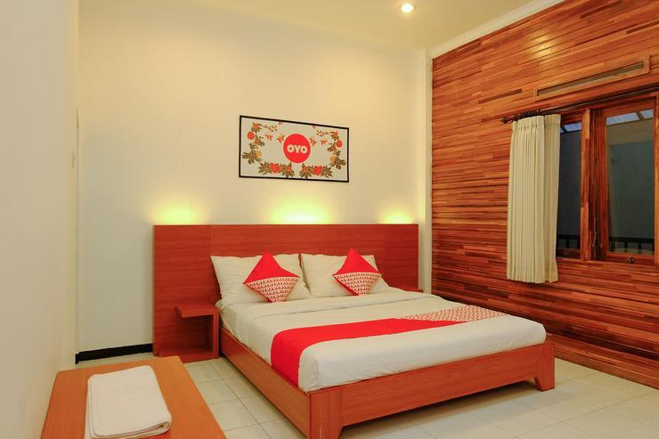 OYO 446 Hotel Kawi Surapatha Malang - Bed Room