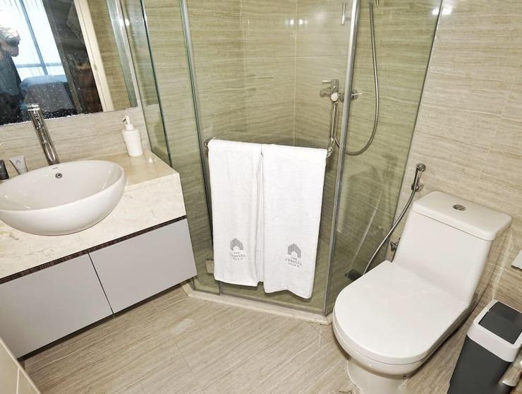 The Cendana @ La Riaz Mansion Pakuwon Mall Surabaya - Bathroom