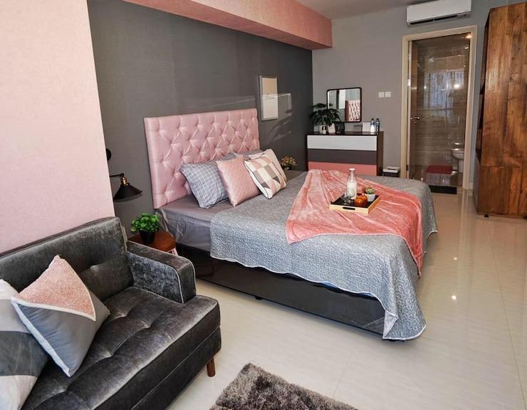 The Cendana @ La Riaz Mansion Pakuwon Mall Surabaya - Bedroom