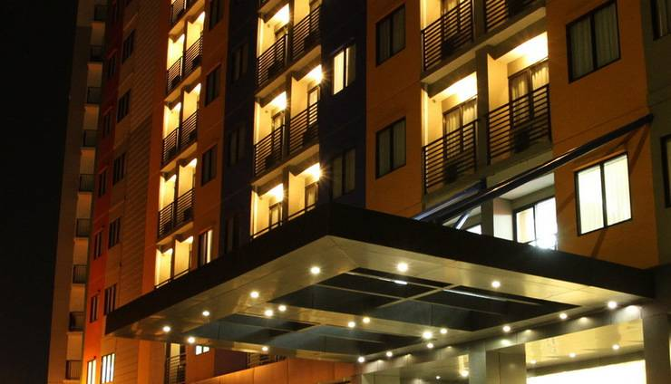 Sahid Mutiara Karawaci - Hotel Building