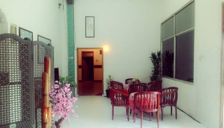 Sejati Hotel Bangka - Kantor Depan