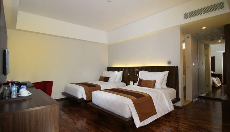 The Bene Hotel Bali - Royal Suite - Twin