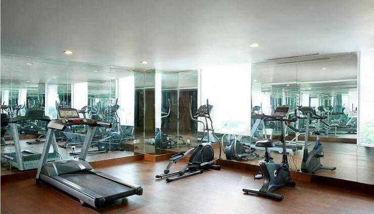 Hotel Santika Makassar - Fitness Center