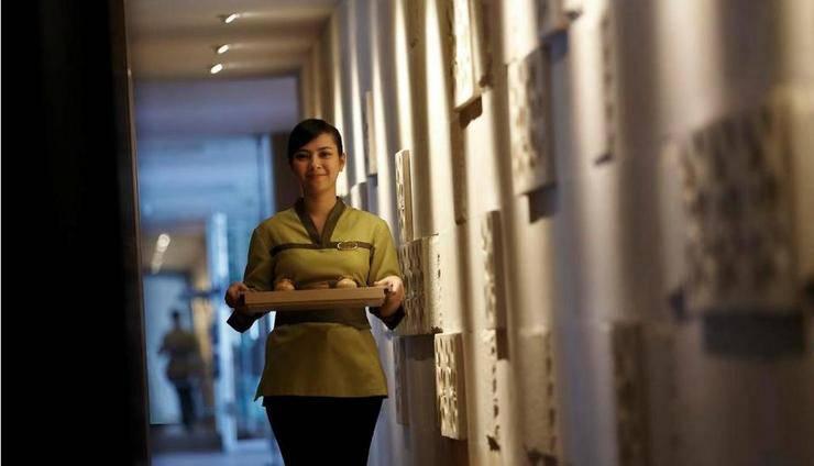 Hotel Santika Makassar - Sauna