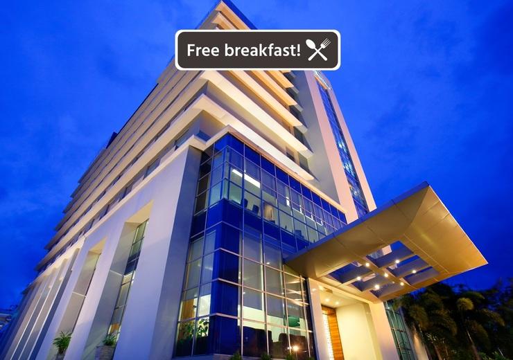 Hotel Santika Makassar Makassar - Appearance