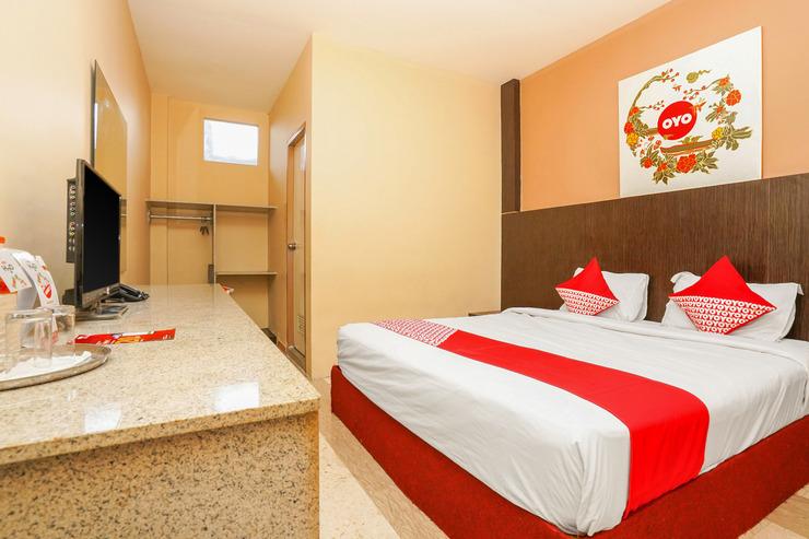 OYO 1093 Hotel Griyo Avi Surabaya - Bedroom