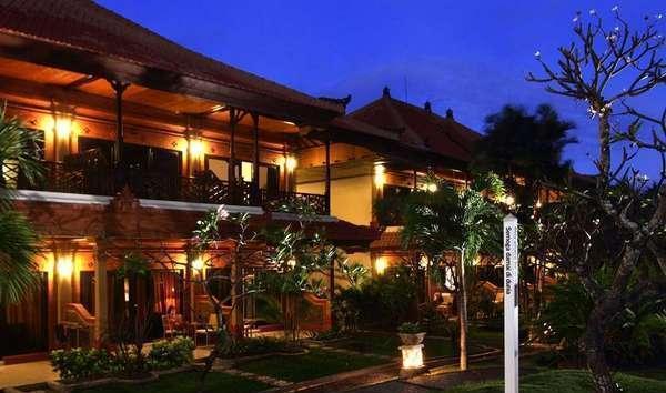 Kind Villa Bintang Resort   -  Tampak Luar