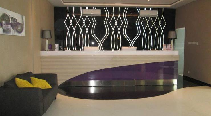 Salis Hotel  Setiabudi - Resepsionis