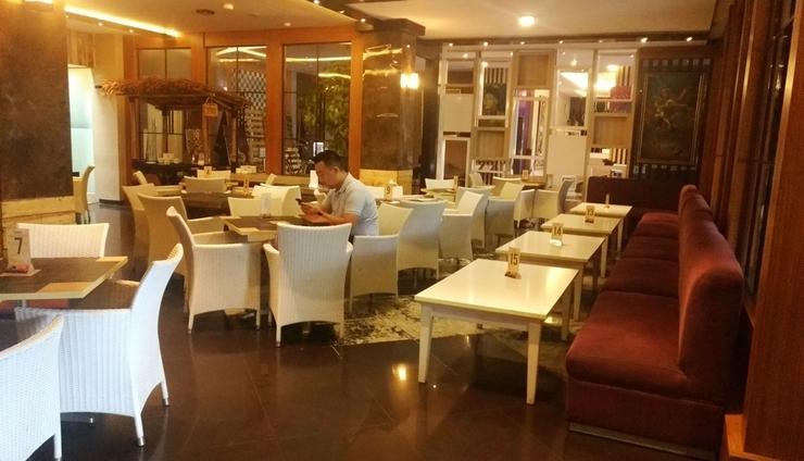 Salis Hotel  Setiabudi - wartal dalam 2
