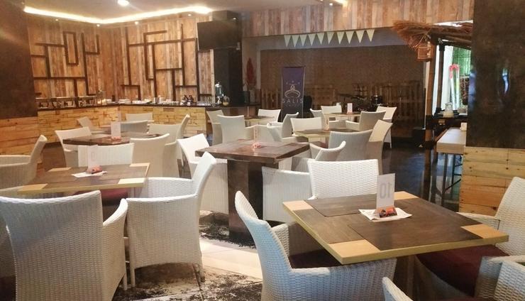 Salis Hotel  Setiabudi - wartal dalam