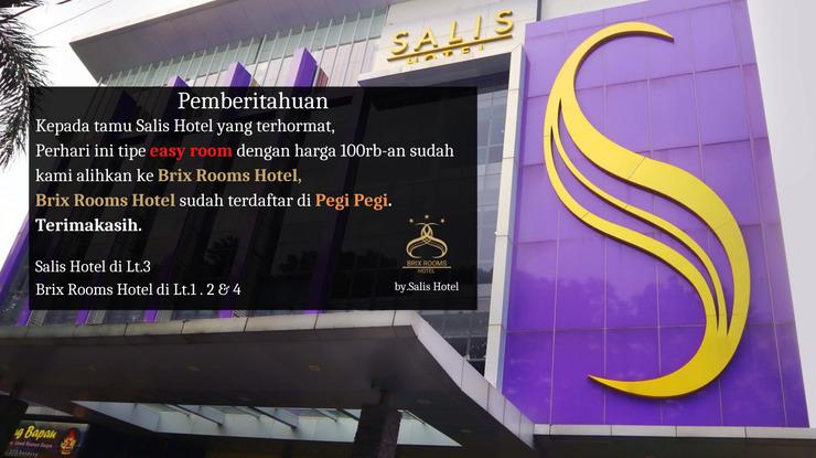 The Salis Hotel Setiabudi Bandung - loby