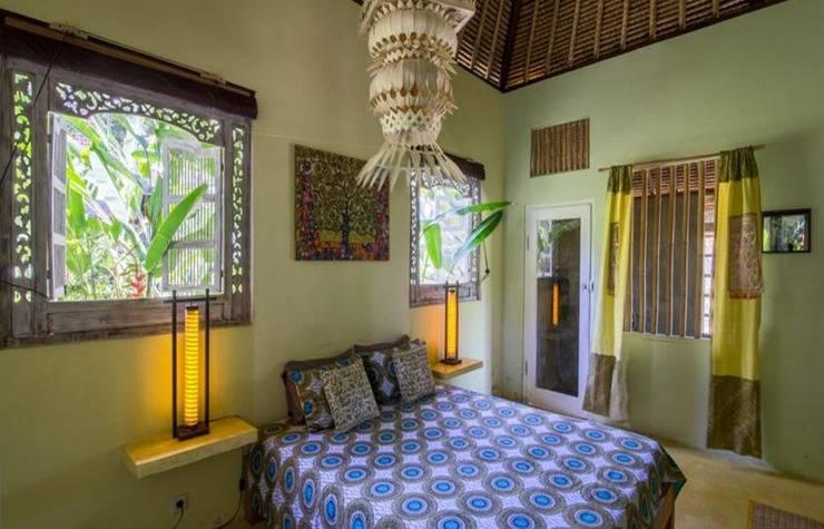 Hati Padi Cottages Bali - Kamar tamu
