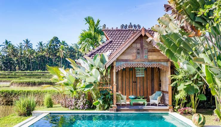 Hati Padi Cottages Bali - Bungalow (green)