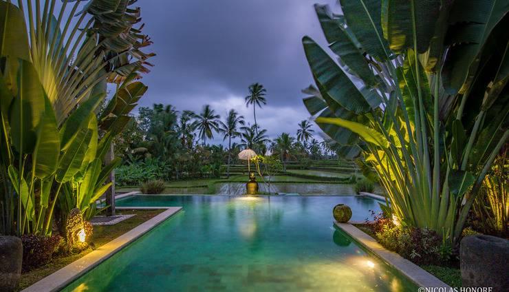 Hati Padi Cottages Bali - Pool