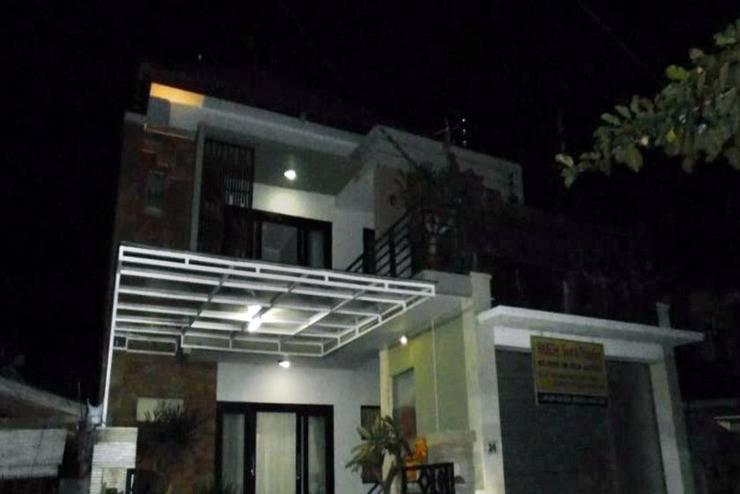 Sabeena Guest House Bali - Tampilan Luar Hotel