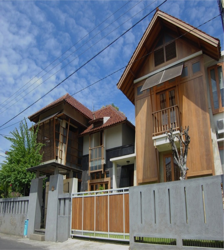 Tegal Panggung Guest House Yogyakarta - Facade