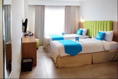 Airy Bandara Adisutjipto Kalasan Sleman Yogyakarta - Bedroom