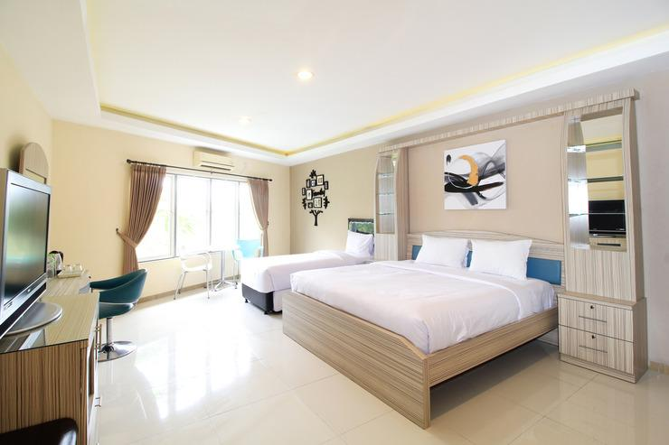 K-60 Residence Surabaya - BEDROOM