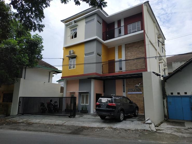 Solota Guest House Syariah Solo - Enterior