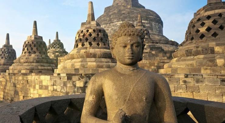 Cempaka Guest House Borobudur - Lingkungan Sekitar