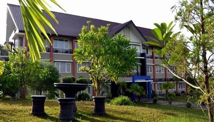 NIDA Rooms Pearl Grand Konawe Kendari - Pemandangan Area