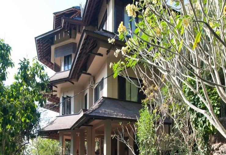 Casa Di Labuan Villa Bali - Eksterior