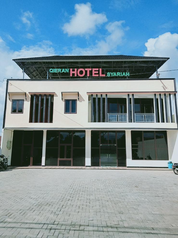 Qieran Hotel Syariah Bengkulu - BANGUNAN