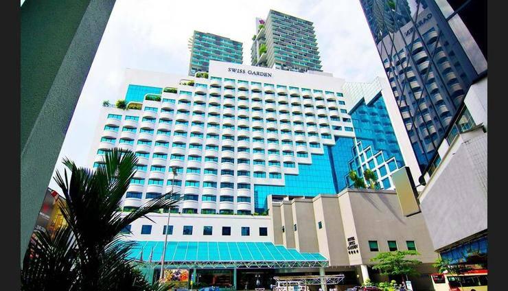 Swiss Garden Hotel Kuala Lumpur Kuala Lumpur - Featured Image