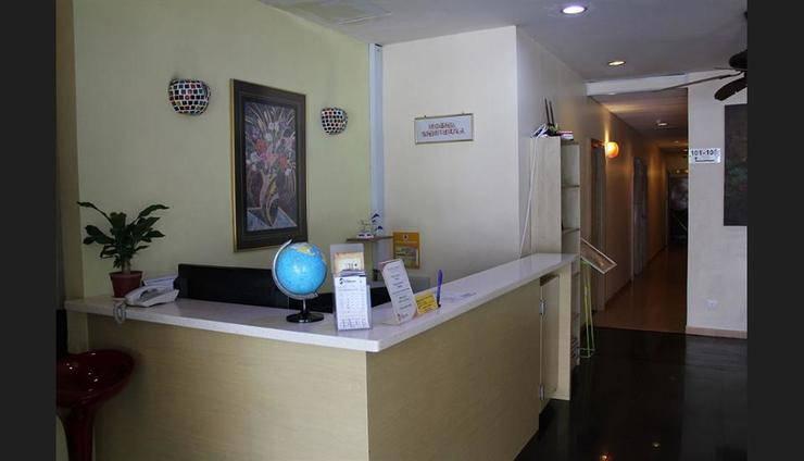 Hotel Sempurna Kuala Lumpur - Reception
