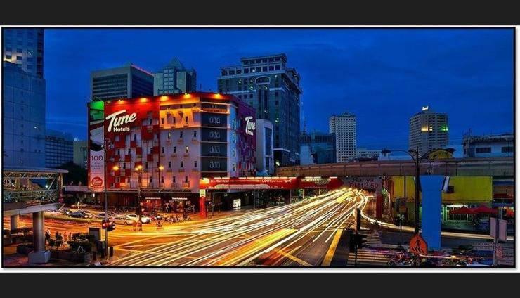 Tune Hotel Kuala Lumpur - Featured Image