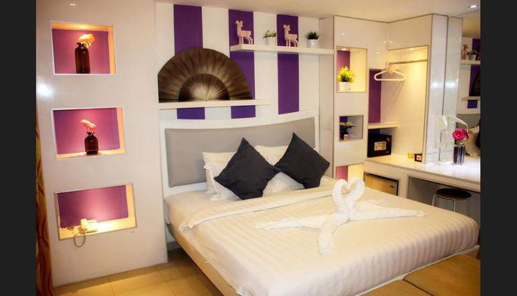 Hote123 Kuala Lumpur - Guestroom
