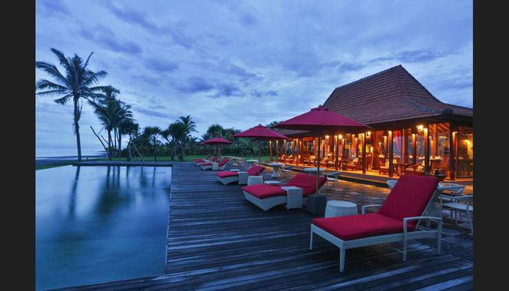 Amarta Retreat Bali - Outdoor Pool
