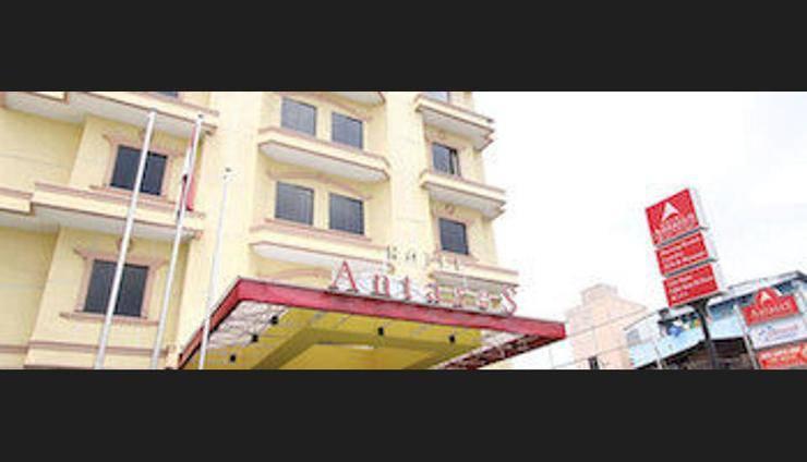 Hotel Grand Antares Medan - Featured Image