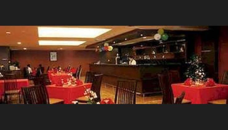Hotel Grand Antares Medan - Hotel Bar