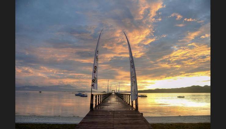 Kokomo Resort Gili Gede Lombok - Featured Image