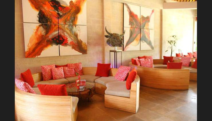Rouge - Villas & Spa Bali - Hotel Lounge