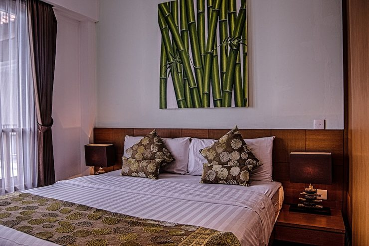 Sara Residence Bali - Guestroom