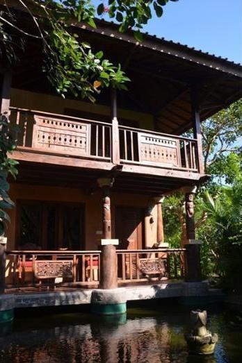 Villa Stanley Lombok - Terrace/Patio