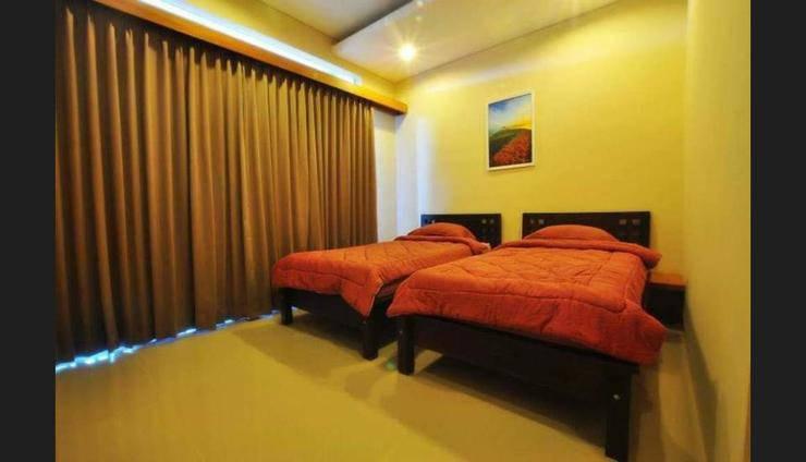 Alia Home Sanur Bali - Guestroom