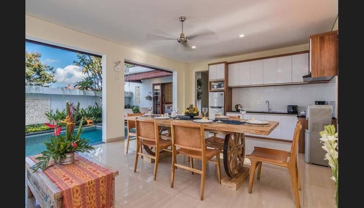 Villa Allamanda Bali - In-Room Dining