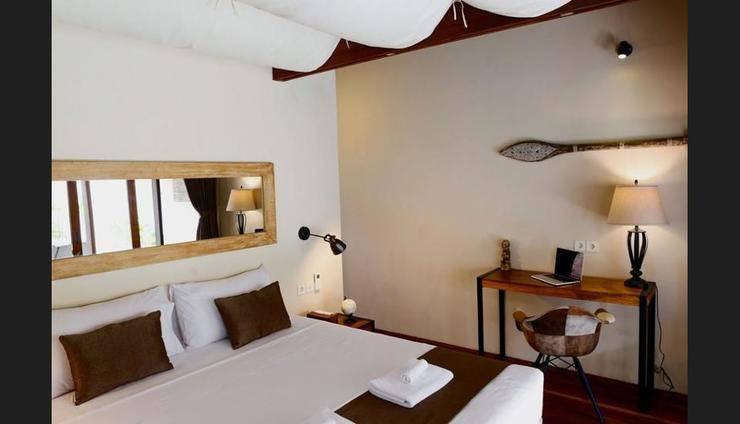 Villa Motu Lombok - Guestroom