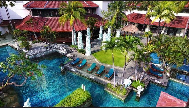 Sheraton Surabaya Hotel and Towers Surabaya - Featured Image