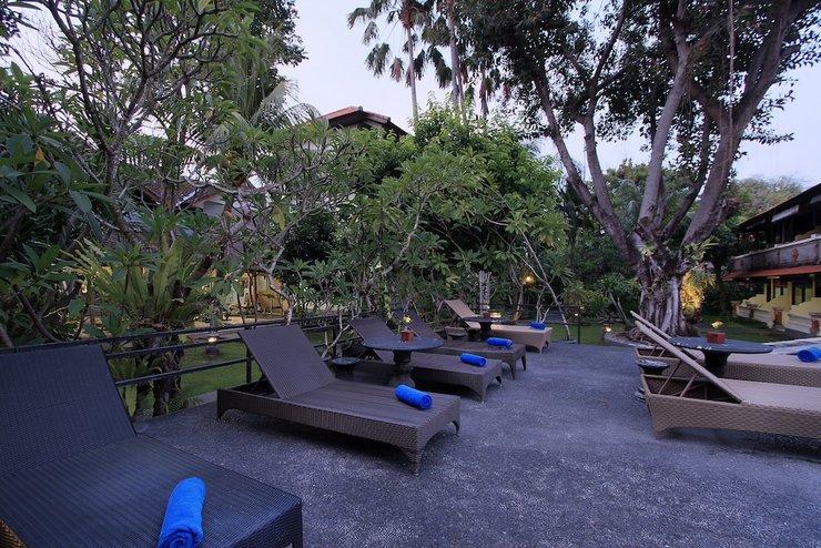 The Taman Ayu Bali - Sports Facility