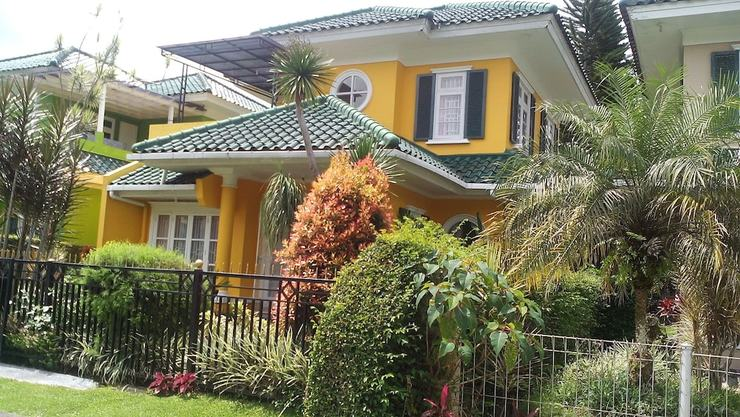 Villa Puncak Resort Cianjur - Featured Image